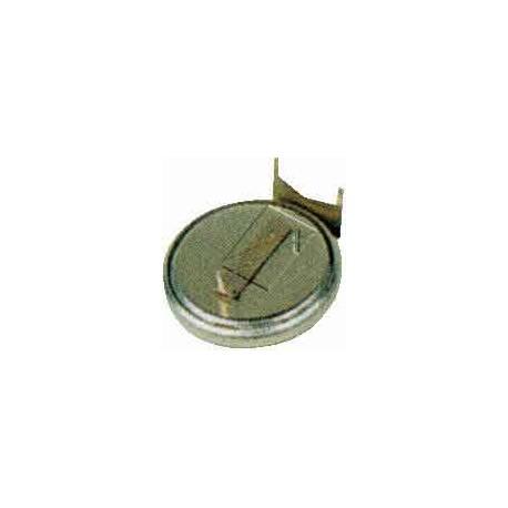 Pile bouton CR2025LP à souder