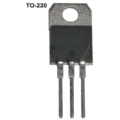 Triac BT137-600