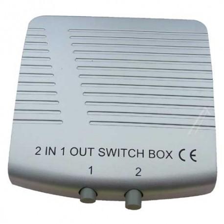 Commutateur HDMI 2 entrées