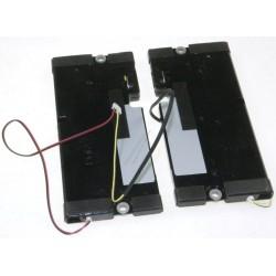 Ensemble de 2 haut-parleurs 6 ohms ,4 pins,10 W - BN96-16796B